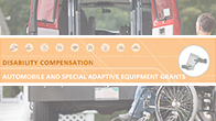 Automobile and Special Adaptive Equipment Fact Sheet