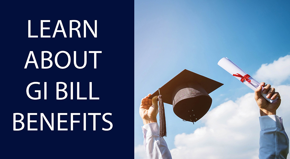 New guide series provides GI Bill benefits information