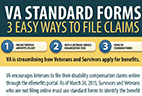 3 Ways to File Claims Poster