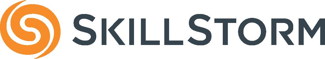 Skill Storm Logo