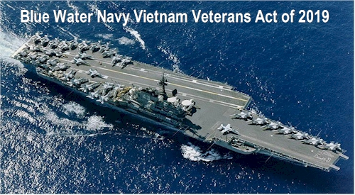 Blue Water Navy Vietnam Veterans Act of 2019