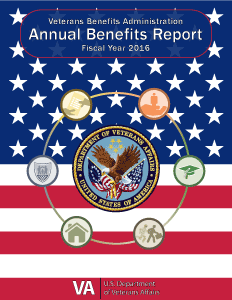 Annual Benefits Report FY16 Cover
