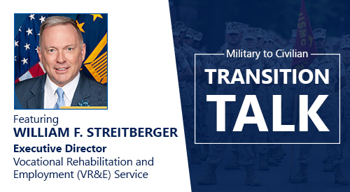 Military to Civilian Transition Talk