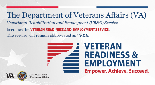 Veteran Readiness and Employment Logo