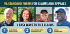 Standard Forms for Claims and Appeals Handout